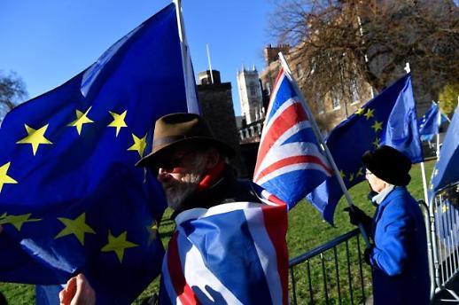 영국서 브렉시트당 창당... 수천명 규모로 커질 것