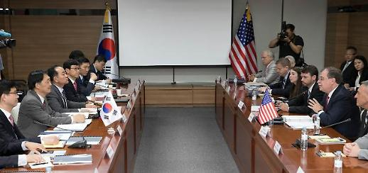외교부, 한미방위비분담협정 내일 오후 2시30분 가서명…양국 협상 대표 참석