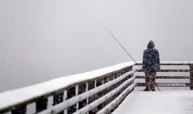 [포토] 눈 폭풍 맞은 시애틀, 비상사태 선포