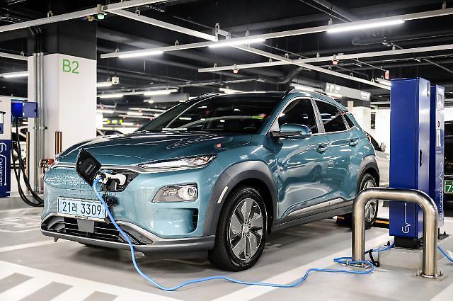 현대·기아차, 글로벌 전기차 판매 '톱10' 진입