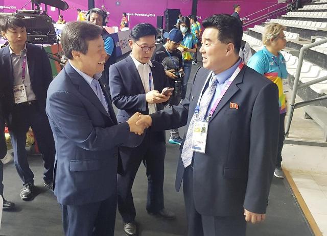 韩朝体育部长将访问国际奥委会共商申奥事宜