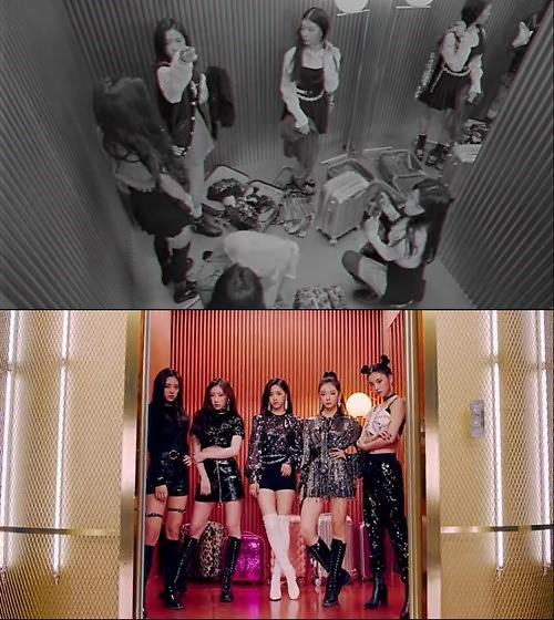女团ITZY出道主打歌《DALLA DALLA》MV正式公开