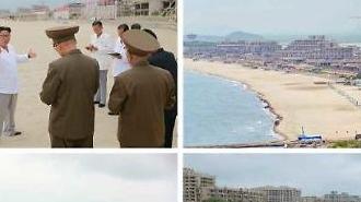Dự án du lịch Wonsan - Kalma của Triều Tiên