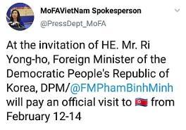 Phó Thủ tướng Phạm Bình Minh bắt đầu chuyến thăm chính thức Triều Tiên