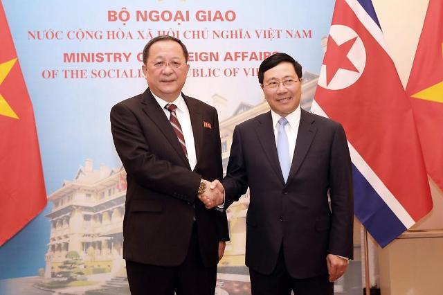 越南外长今日启程访朝 或协商第二轮金特会具体事项