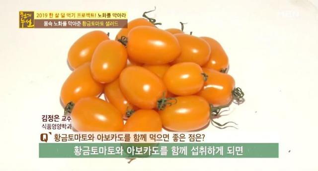 황금토마토, 일반 토마토와 이것이 다르다