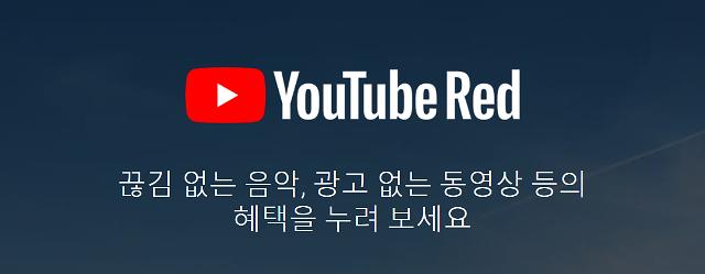 유튜브 프리미엄 서비스, 방통위 조사 왜?