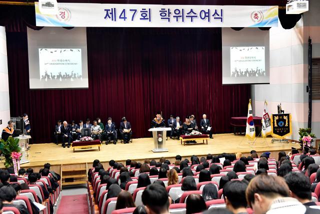 인천재능대, 제47회 학위수여식 개최