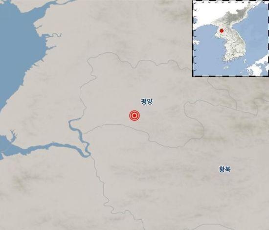 평양 인근 규모 2.7 지진…지진 발생 원인은?