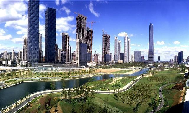 송도국제도시 개발계획 바뀐다.