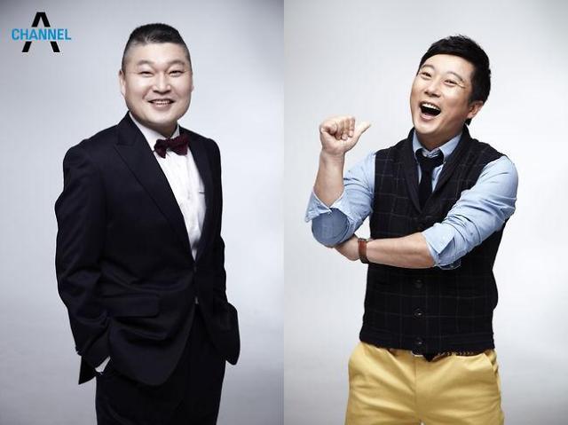 姜虎东李寿根主持新综艺节目《Good People》