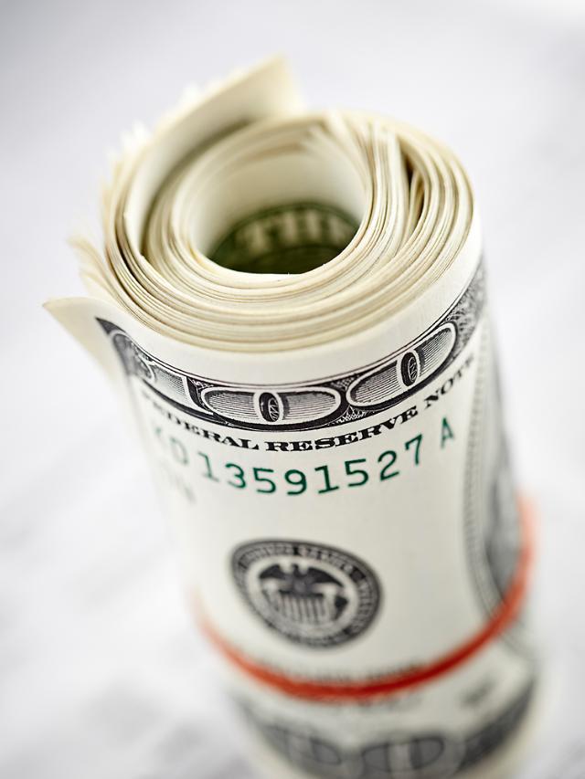 글로벌 달러 강세…원·달러 환율 상승 출발