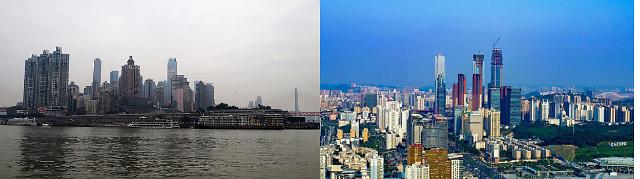 [차이나리포트] 구이양 vs 충칭, 두 도시 이야기