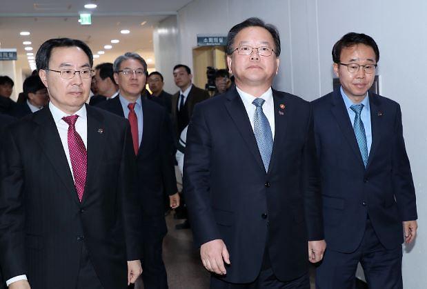[포토] 김부겸 행안부 장관, 경남도청 방문