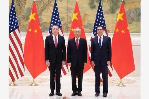 미중 무역협상 중국 구조개혁안 놓고 이견차 팽팽