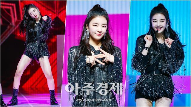 [슬라이드 화보] 있지(ITZY) 리아, JYP 비밀병기