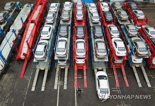 """""""美상무부, 수입 자동차 美안보에 위협 결론""""...17일 보고서 제출"""