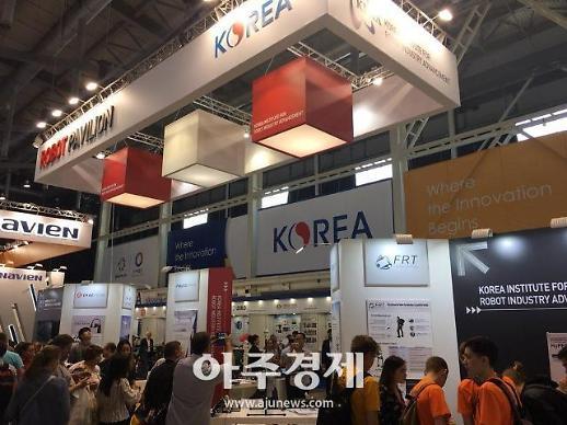 로봇산업진흥원, 해외전시회 한국로봇관 참여기업 모집