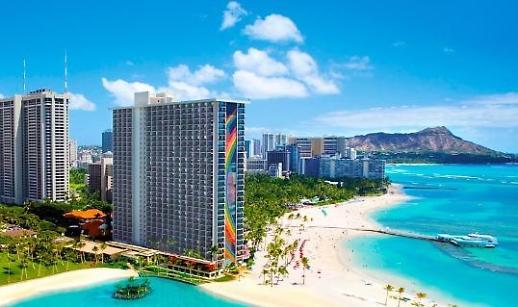 Lượng du khách Hàn Quốc đến Hawaii trong năm 2018 giảm đáng kể
