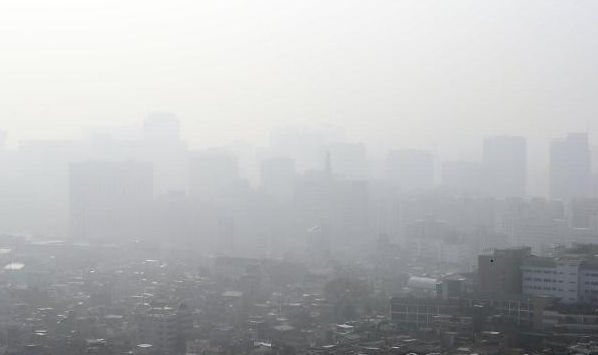 Hàn Quốc thi hành Luật đặc biệt về giảm thiểu và quản lí bụi mịn