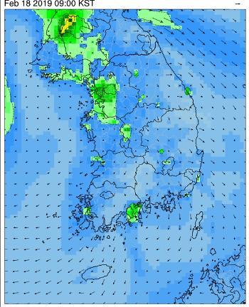 [오늘의 미세먼지] 전국 미세먼지 보통…강원·충청·경상·전북 '한때 나쁨'