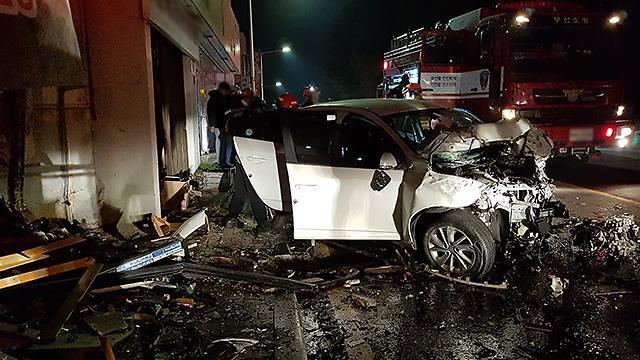 해운대 보행자 1명 사망사고 원인은? 음주운전?…운전자, 택시 추돌 후 도주 중 사고