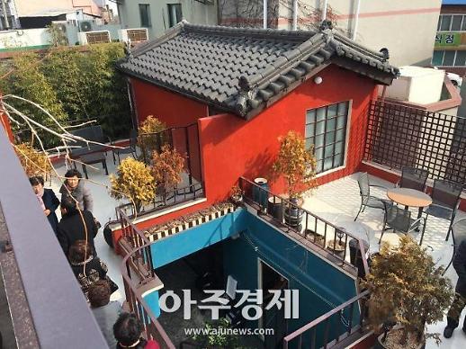 """[르포] 손혜원 부동산 논란 한 달…""""아따~사람들이 늘었당께"""""""