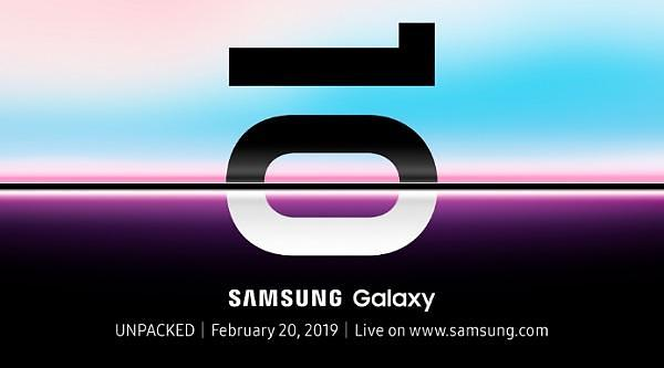 三星发布会倒计时D-3 Galaxy S10系列配置盘点
