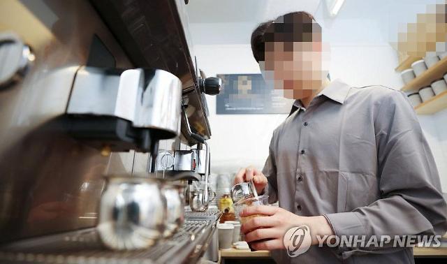 """[심상찮은 자영업 후폭풍] """"커피 팔고 年 900만원…차라리 알바하는게 낫지"""""""