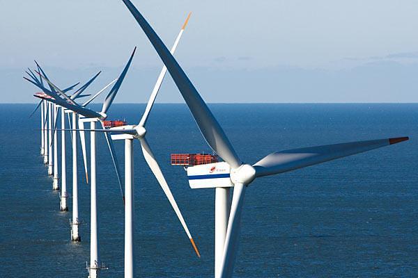 인천시 옹진군 초지도와 굴업도 해상, 2025년까지 풍력발전단지 조성 예정