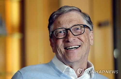"""빌 게이츠 """"美재정적자 세금으로 메우려면 부자 증세가 최선"""""""