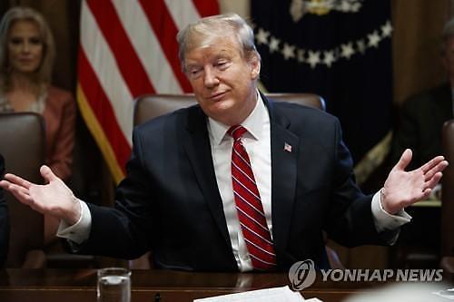 [북미정상회담] 트럼프 펠로시보다는 김정은이 돌파구