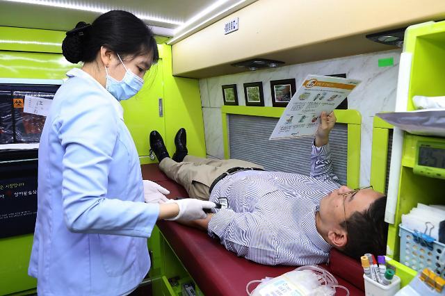 한화토탈, 동절기 혈액수급 취약...헌혈행사 개최