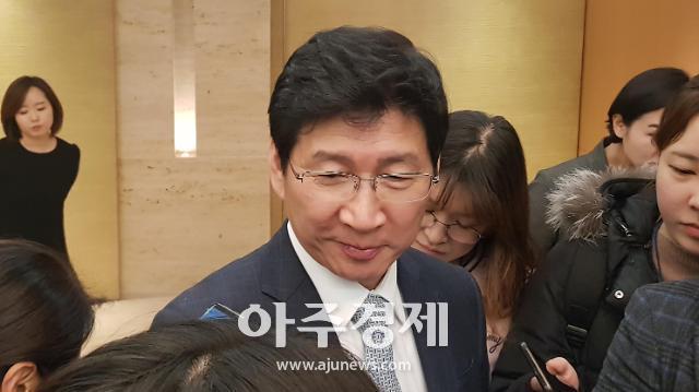 """이동훈 삼성디스플레이 사장 """"시장 불확실성 커지지만 폴더블·5G는 기회"""""""
