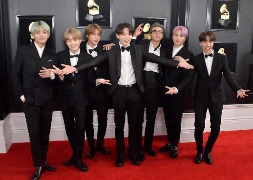 BTS có lượng album bán cho khách nước ngoài nhiều nhất