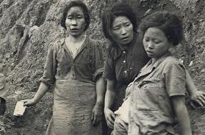 [포토] 만삭 위안부 사진 첫 공개