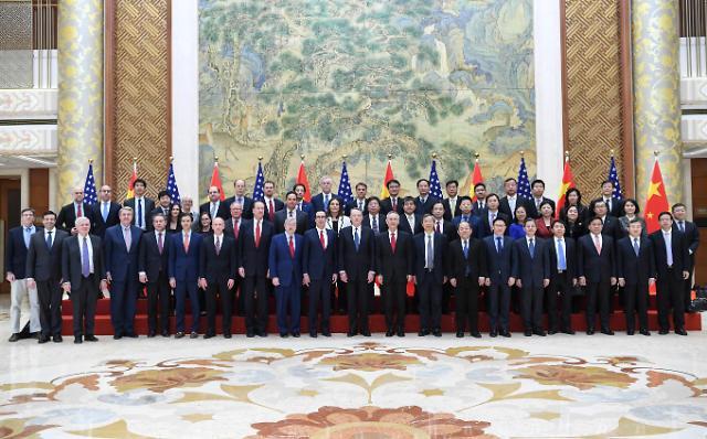 中国副总理将赴华盛顿 中美贸易谈判进入关键一周
