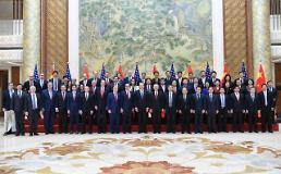 .中国副总理将赴华盛顿 中美贸易谈判进入关键一周 .