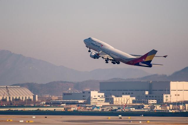 3月国际航线燃油附加费最高上涨3.48万韩元