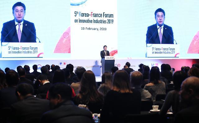韩法扩大新产业领域合作 雷诺与汉阳大开发自动驾驶