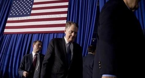 미중 무역협상 19일 워싱턴에서 재개…고위급 협상은 21~22일