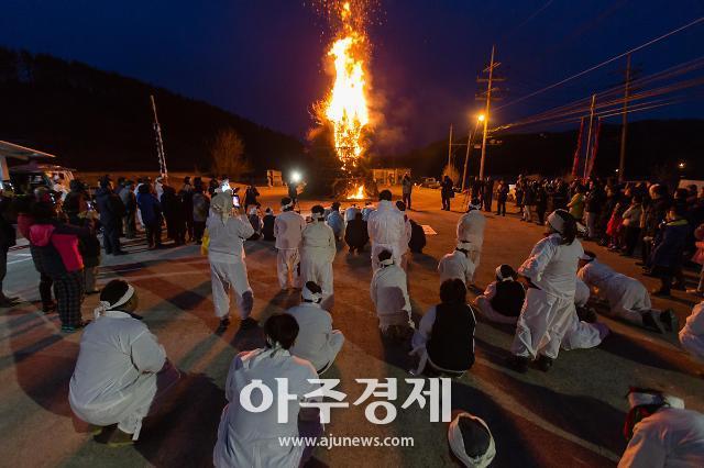 청양군, 전지역 정월대보름 민속행사 풍성