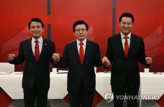 황교안·오세훈·김진태…3인, 오늘 토론회서 맞짱