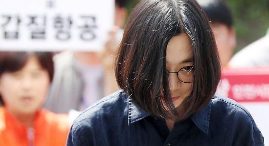 大韩航空千金赵显娥丈夫报警求助 称长期遭受家暴