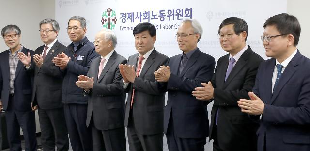 탄력근로제 확대 합의…文정부 사회적 대화도 '탄력'