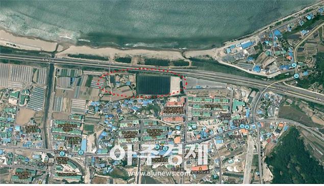 박명재 의원,  포항 남구 동해면에 실내체육관 신설