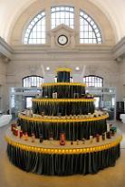 20万に訪問した文化駅ソウル284企画展示「コーヒー社会」、来月初めまで延長運営へ