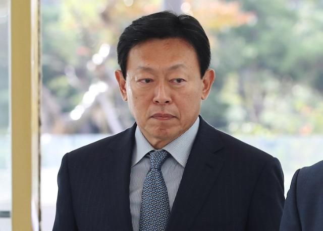 辛东彬就任日本乐天代表理事 重返经营一线