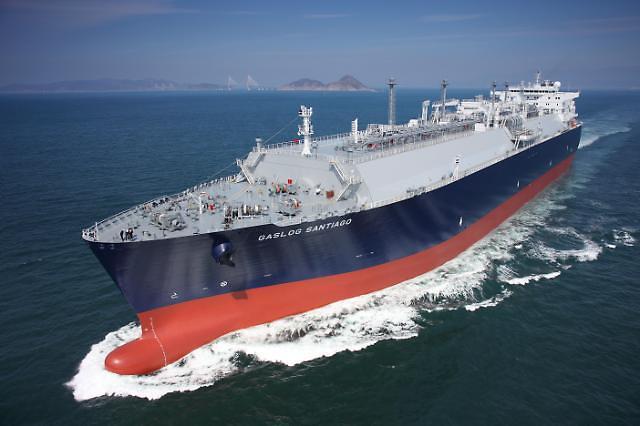 삼성중공업, LNG선 4척 수주… 8700억원 규모