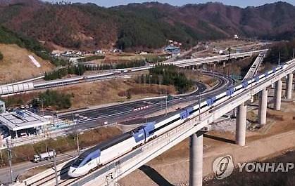 Lượng du khách đến Gangneung tăng vọt kể từ khi khai thông tàu siêu tốc KTX